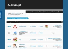A-lexis.pl thumbnail