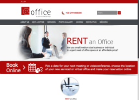 A-office.gr thumbnail