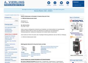 A-vierling-shop.de thumbnail
