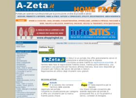 A-zeta.it thumbnail
