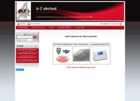 A-zobchod-eshop.cz thumbnail
