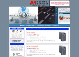 A1-hosting.com thumbnail