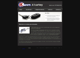 A1carkey.co.uk thumbnail