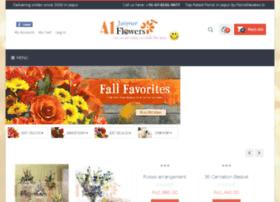 A1jaipurflowers.com thumbnail
