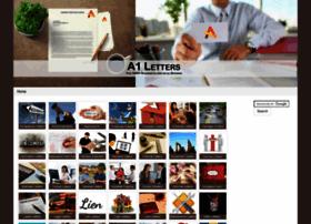 A1letters.com thumbnail