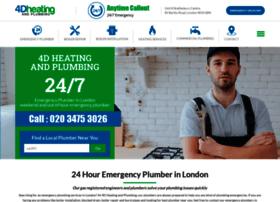 A2zheatingandplumbing.london thumbnail