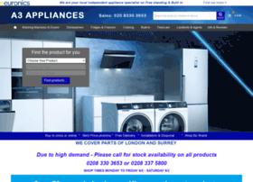 A3appliances.co.uk thumbnail