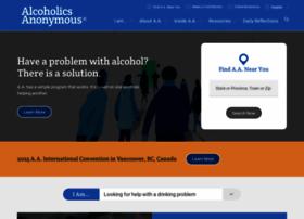 Aa.org thumbnail