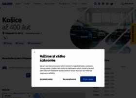 Aaa-auto-kosice.sk thumbnail