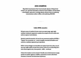 Aaa-copywriter.it thumbnail