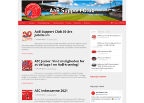 Aabsupportclub.dk thumbnail