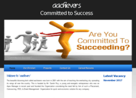 Aachievers.in thumbnail