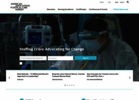Aacn.org thumbnail