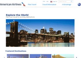 Aa Jetnet Flight At Website Informer