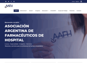 Aafhospitalaria.org.ar thumbnail