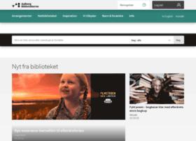Aalborgbibliotekerne.dk thumbnail