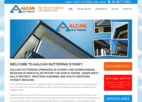 Aalcanguttering.com.au thumbnail