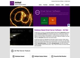 Aamailsoft.com thumbnail