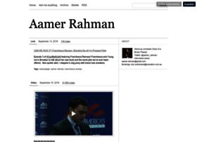 Aamerrahman.tumblr.com thumbnail