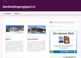 Aanbiedingengigant.nl thumbnail