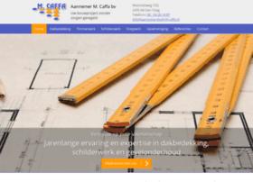 Aannemersbedrijf-caffa.nl thumbnail