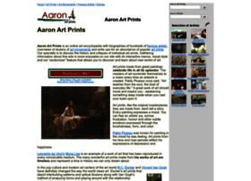 Aaronartprints.org thumbnail