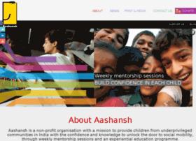 Aashansh.org thumbnail
