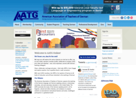 Aatg.org thumbnail