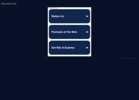 Aaumed.org thumbnail