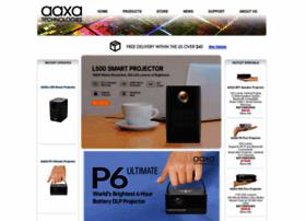 Aaxatech At WI AAXA Technologies