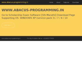 Abacus-programming.in thumbnail