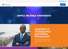 Abbank.co.zm thumbnail