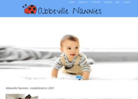 Abbevillenannies.co.uk thumbnail