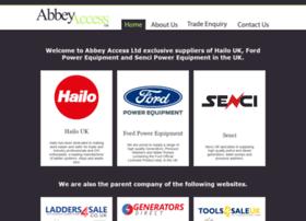 Abbeyaccess.co.uk thumbnail