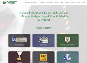 Abbeybadges.ie thumbnail