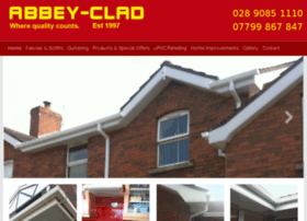 Abbeyclad.co.uk thumbnail
