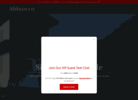 Abbiocco.net thumbnail