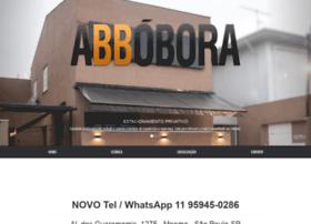 Abbobora.com.br thumbnail