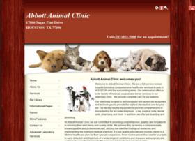 Abbottanimalclinic.org thumbnail