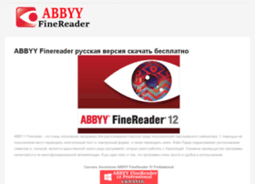 Abbyy-finereaders.ru thumbnail