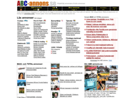 Abc-annons.se thumbnail