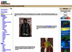 Abc-knitting-patterns.com thumbnail