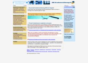 Abc-krankenversicherung.de thumbnail