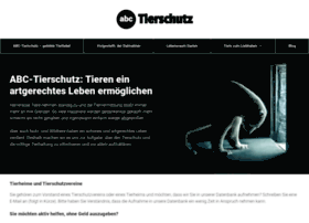 Abc-tierschutz.de thumbnail