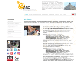 Abc-zentrum.at thumbnail