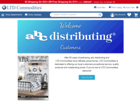 Abcdistributing.com thumbnail