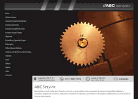 Abcservice.com.ar thumbnail