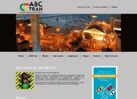 Abctran.com.br thumbnail
