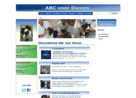 Abcvoordieren.nl thumbnail