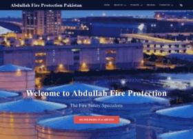 Abdullahantifire.com thumbnail